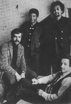 Charles Lloyd quartet with Keith Jarrett, Ron McClure and Jack De Johnette - Live Europe 1967