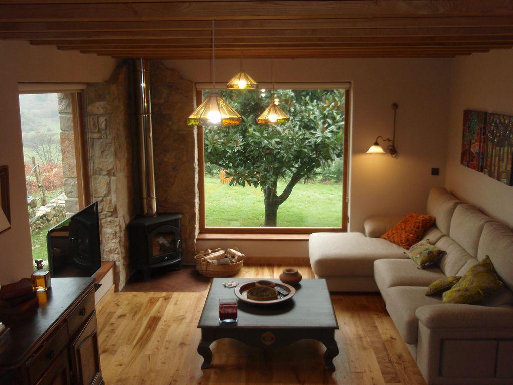 Casa En La Playa 3132750 En Ribadesella Desde 180 Por Noche Para 6 Personas Reserva En Homeaway Ahorra Hasta Un 40 Casas Rurales Asturias Alojamiento Casas