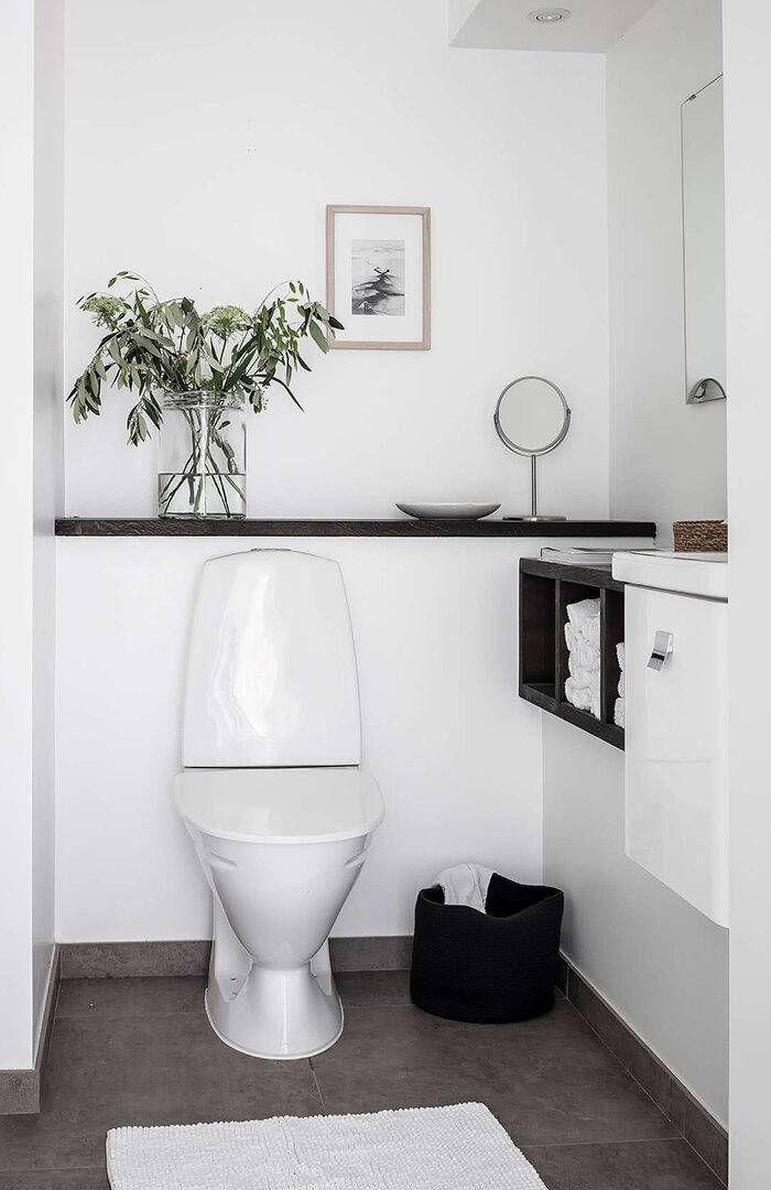 Photo of Hvordan få det lille badet til å føle seg større – 7 tips