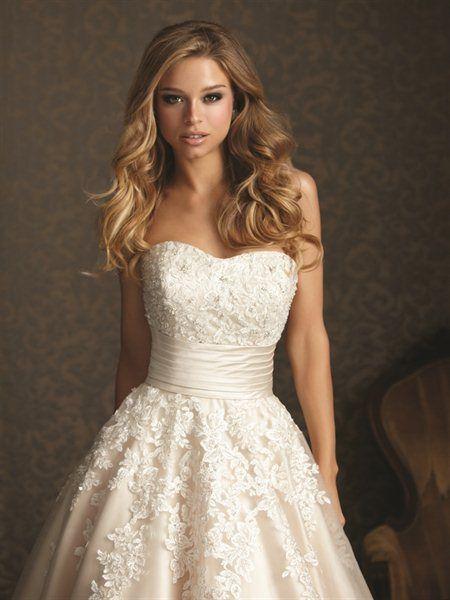 Ivory Coloured Wedding Dresses