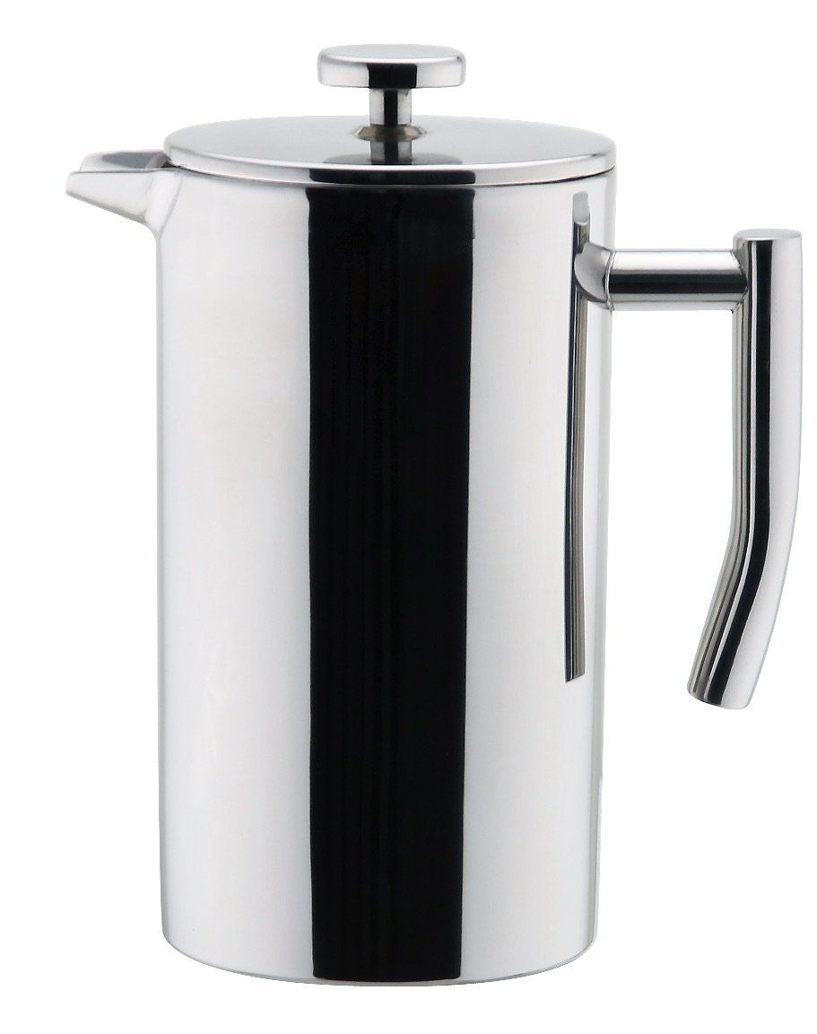 Mira Small Stainless Steel French Press 3 Cups 4 Oz Each Coffee Plunger More Info Stainless Steel French Press French Press Coffee Maker Coffee Brewing