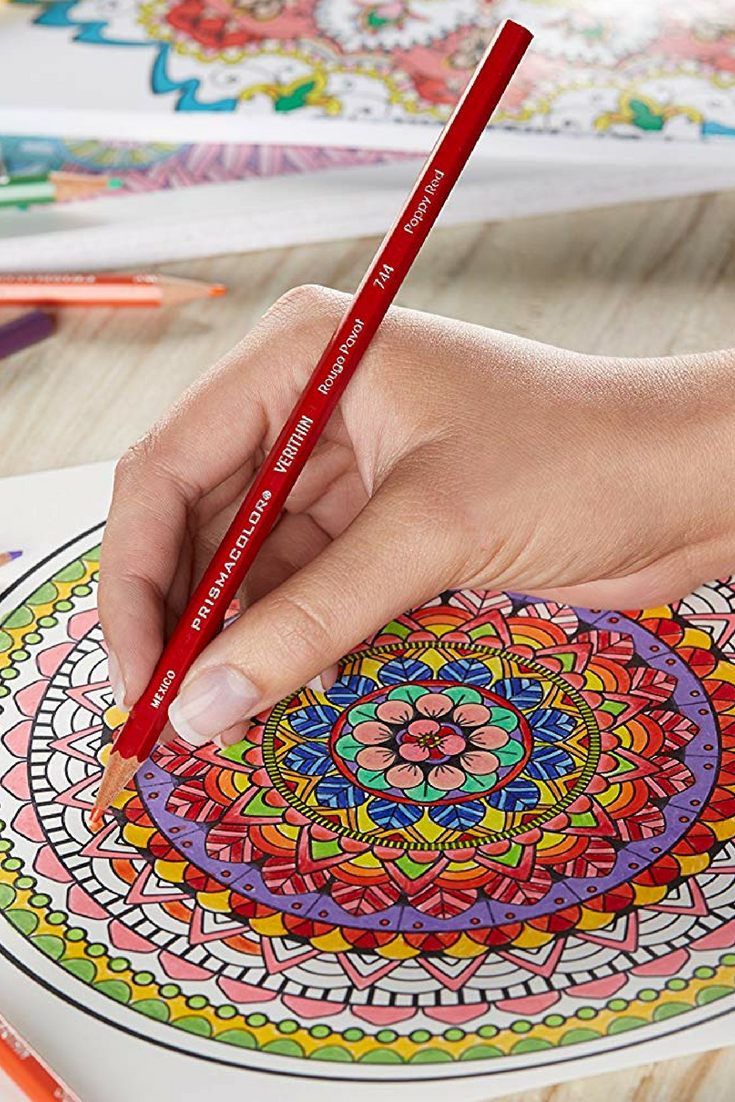 The Best Colored Pencils on Amazon, According to ...