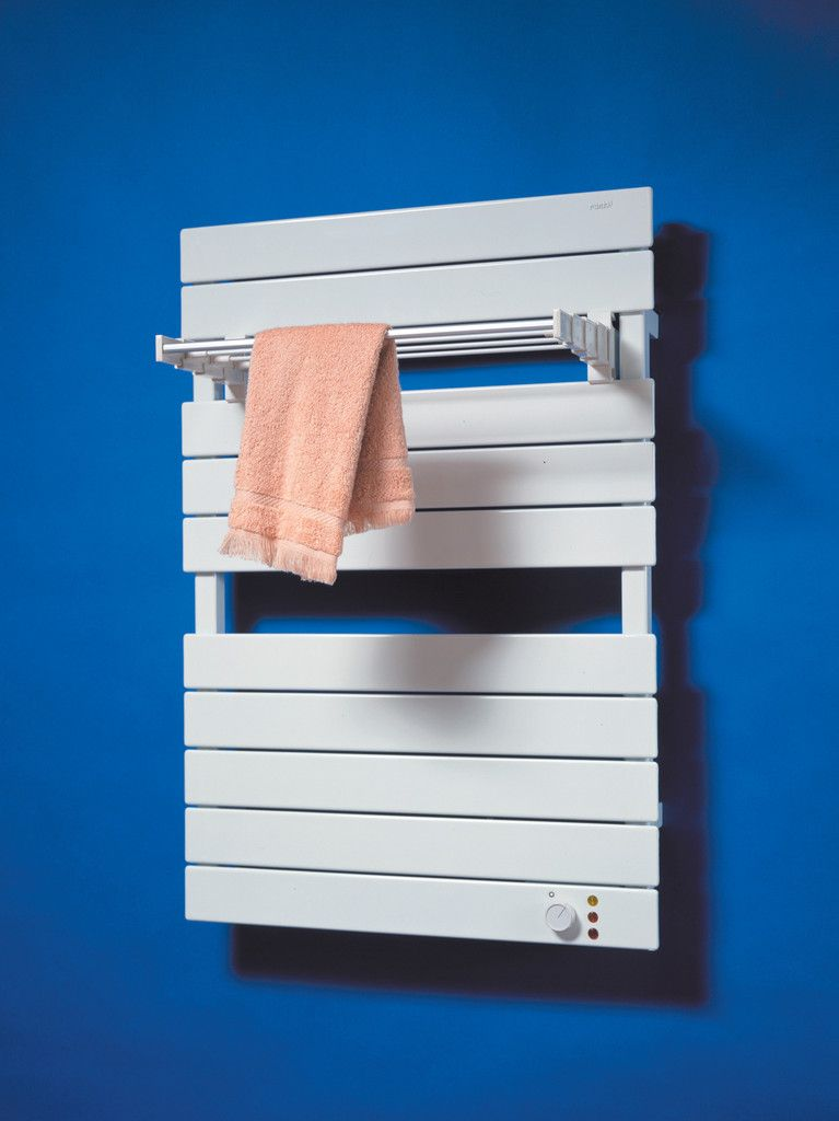 Runtal Omnipanel Tw12 Plug In Mounted Towel Warmer 24 W X 34 8 H