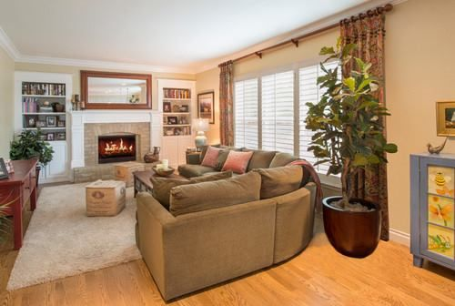 Home Update in Lone Tree – Transitional Living Room by Denver Interior Designers & Decorators à la carte DESIGN http://alacartedesigns.com/home-update-in-lone-tree/