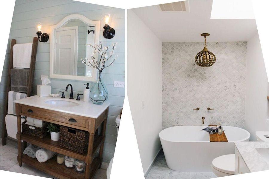 Decorative Bathroom Towels Blue And