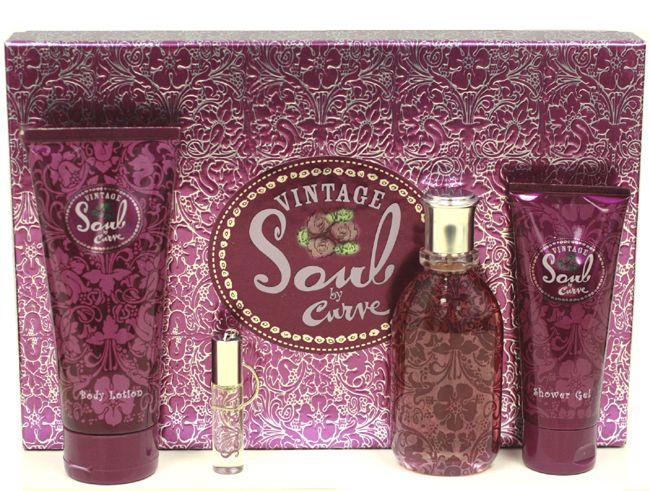 Curve Vintage Soul Perfume