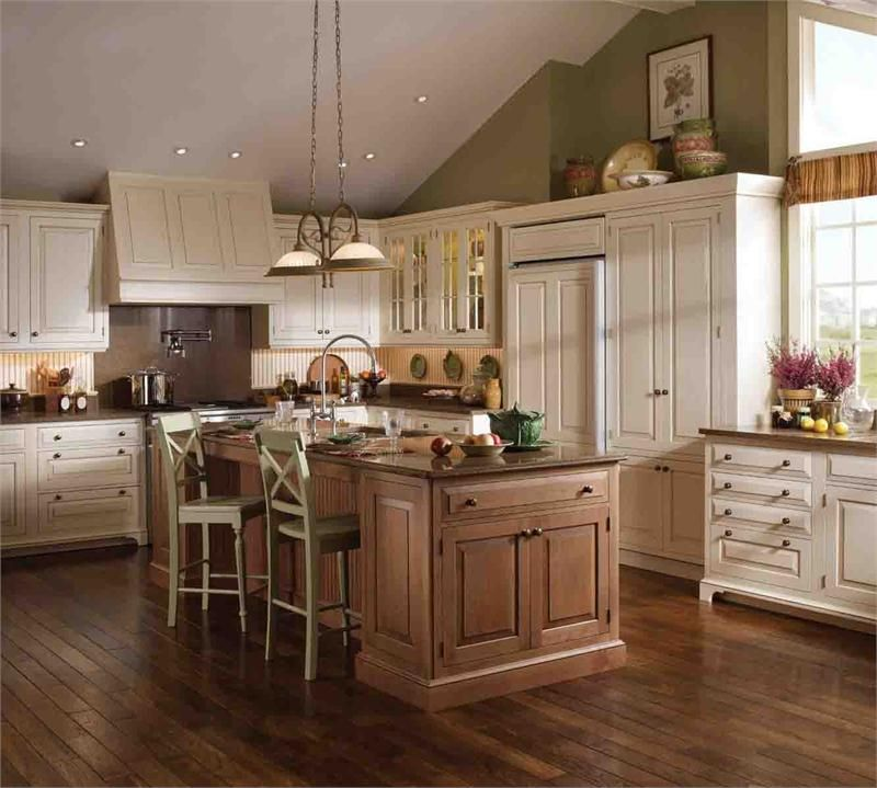 Cape Cod Style Kitchen Design | Cape Cod Style Kitchen I Have A Octagon  Shaped Island And All The Cabinets Are Natural Maple. I Think It Would Be  Pretty To ...