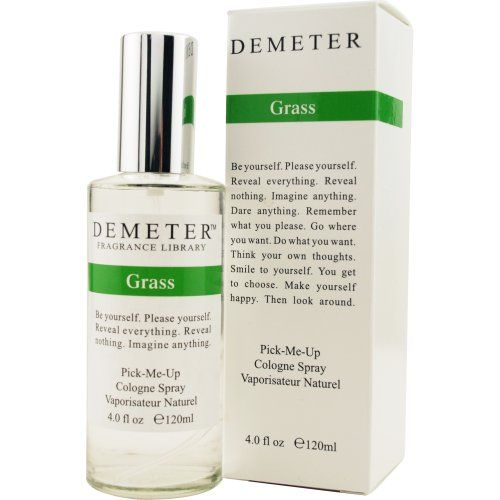Demeter Cologne Spray for Unisex,  Grass, 4 Ounce for only $26.69 You save: $12.81 (32%) + Free Shipping