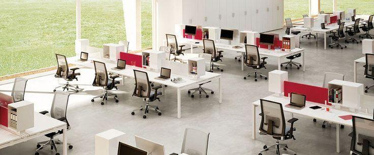 resultado de imagen para oficinas modernas abiertas