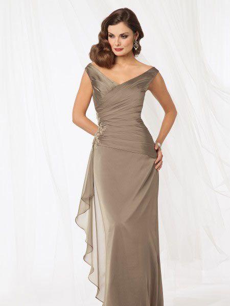 ed5326705 vestidos de noche para mamá de la novia bello