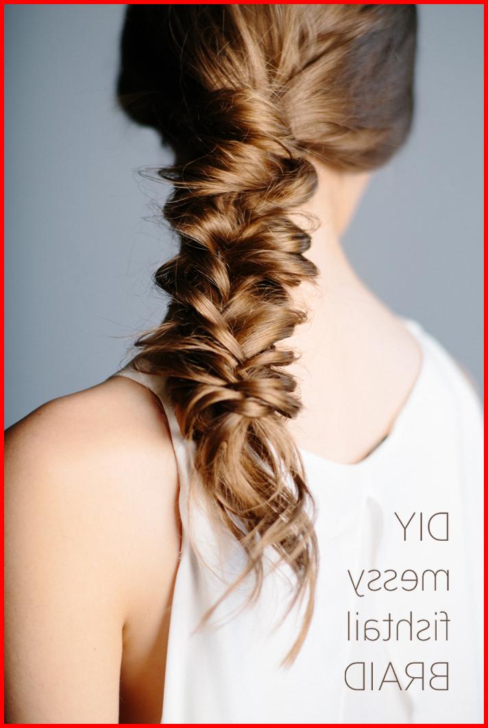 Trendy Fishtail Braided Hairstyles Short Hair Tutorials The Fishtail Braid T In 2020 Fish Tail Braid Braided Hairstyles Braids For Short Hair
