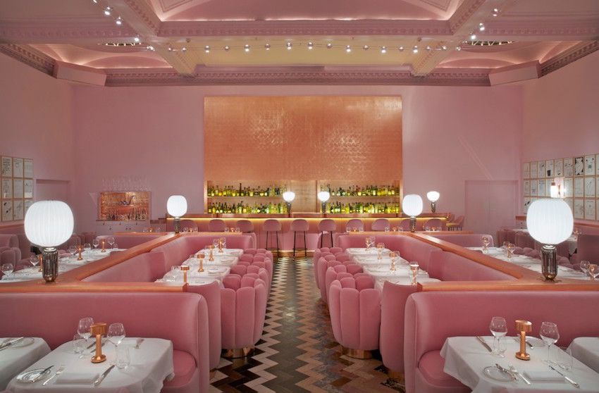 10 amazing pink bars and restaurants designsponge