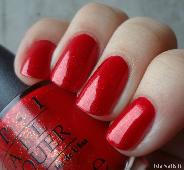 OPI\'s new line is of nail polish is James Bond themed...awesome ...