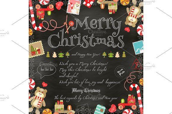 Christmas card #christmas #santa
