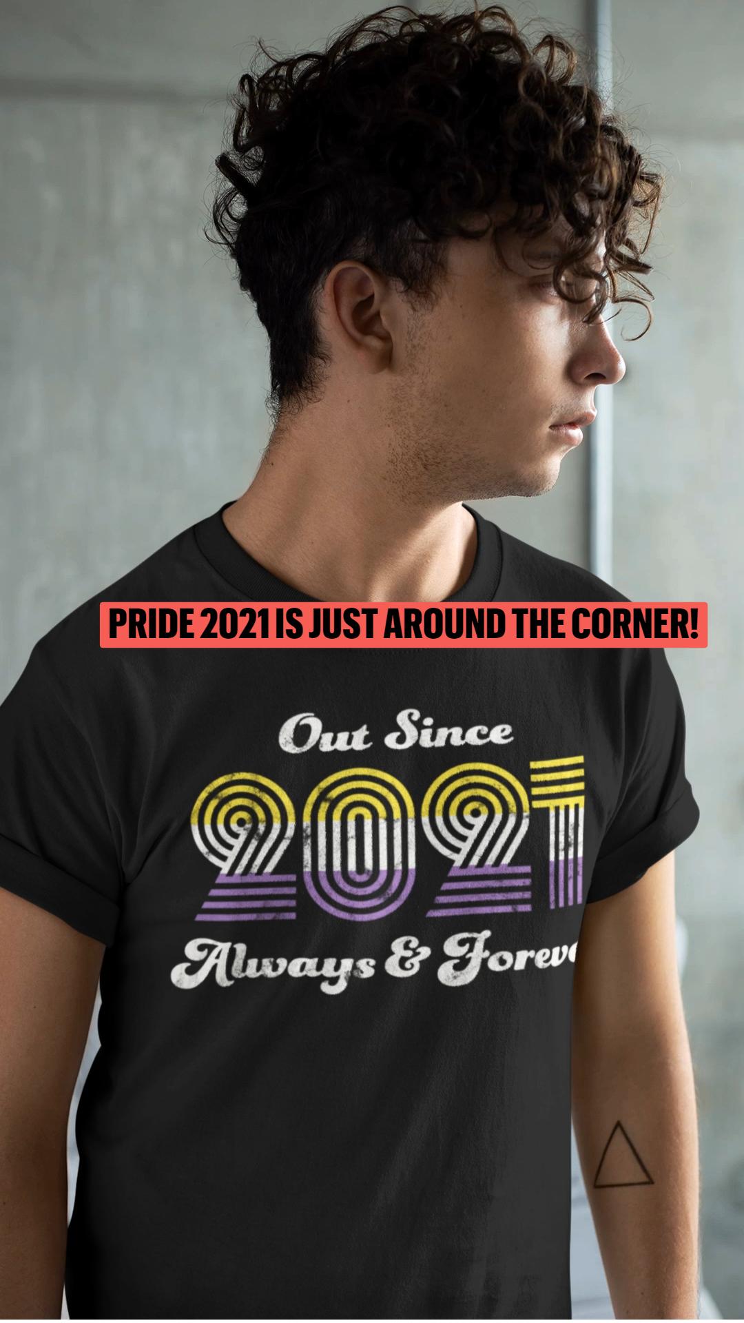 Pride 2021 is just around the corner!