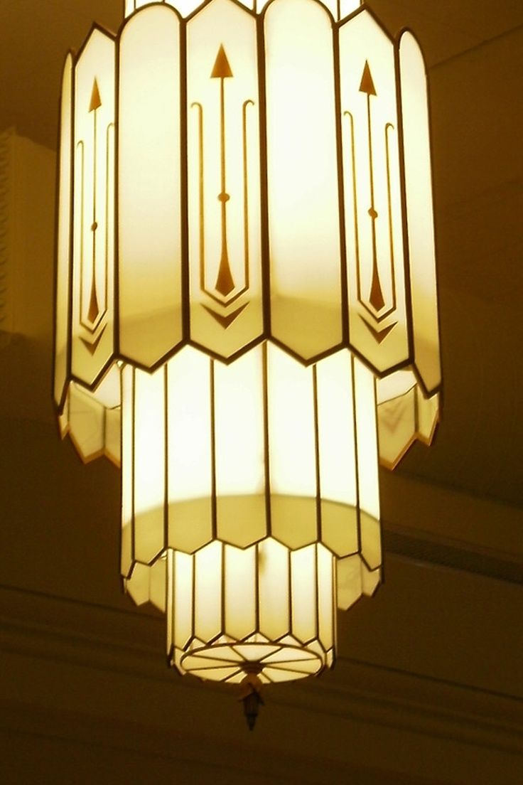 Art Deco Foyer Lighting : Art deco chandeliers s chandelier vintage
