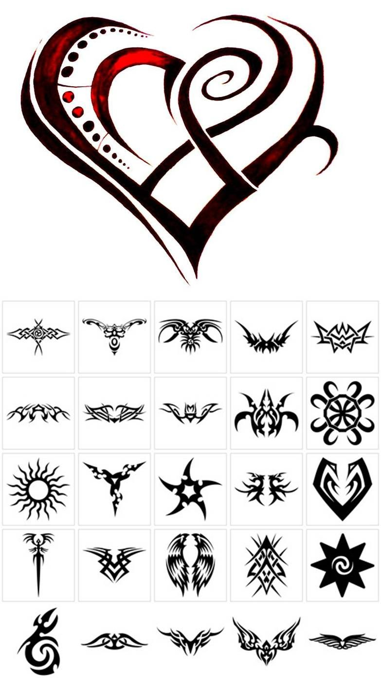 tattoo design meanings | Tribal Tattoo Design Meanings ...