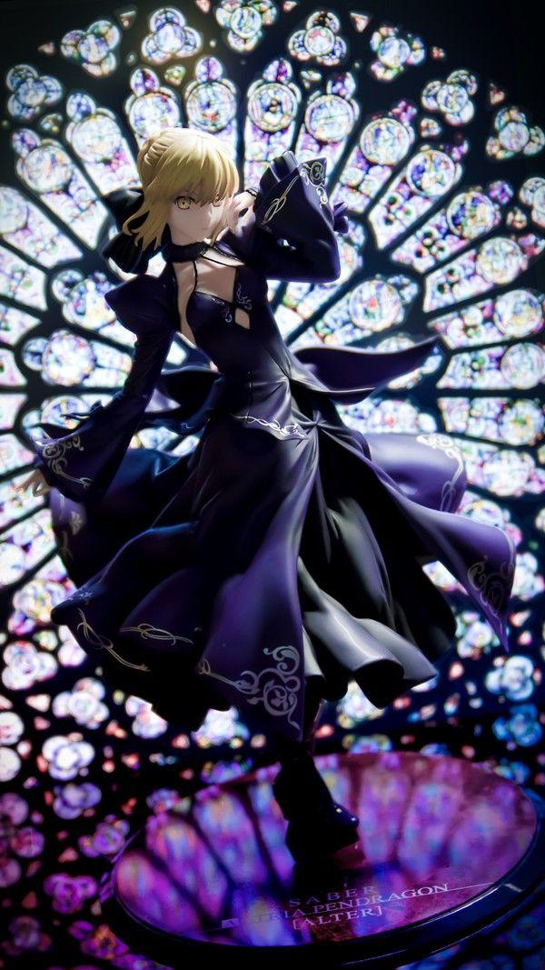 type_moon alter saber_alter fate/stay_night fate/grand_order fate tetsumori_nanami nobuta