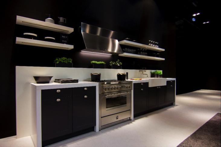 Steel genesi fornuizen keukens fornuizen en kookplaten