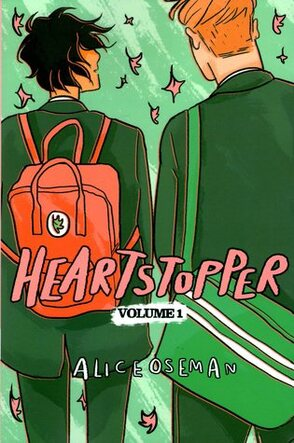Book Review Heartstopper Volume One By Alice Oseman My Endless Shelf En 2020 Novelas Graficas Novelas Para Leer Portadas De Libros