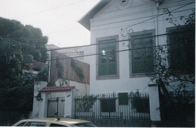 Bambu Rio de Janeiro: Muro de divisão em bambu