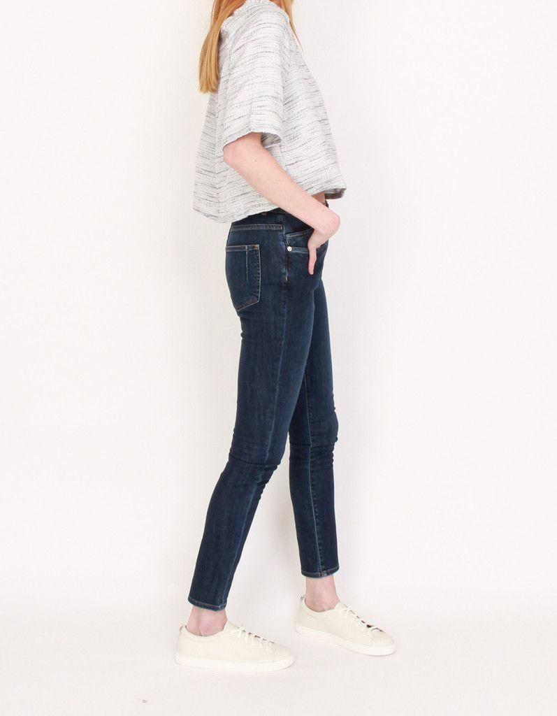 Brigitte Jeans in Medium Blue | Penelope's