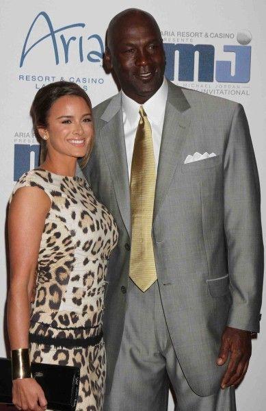 Yvette Prieto Pregnant Michael Jordan And His Second Wife Are