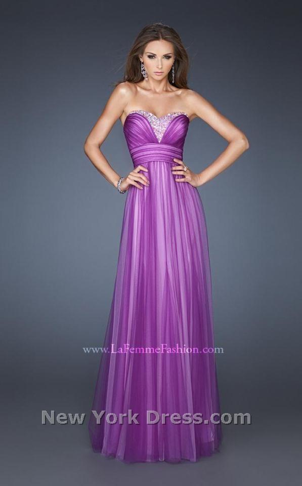 La Femme 18746 Vestidos - portuguese.NewYorkDress.com | Dress ...