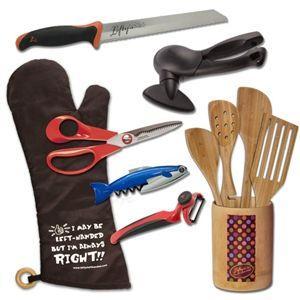 the ultimate set of left handed kitchen utensils left handed rh pinterest com