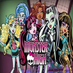 سلسلة افلام الكرتون والانيميشن مدرسة الوحوش العليا Monster High Monster High Pictures Monster High Anime