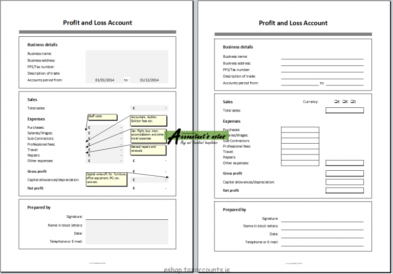 Treasurer Report Template Report template, Excel