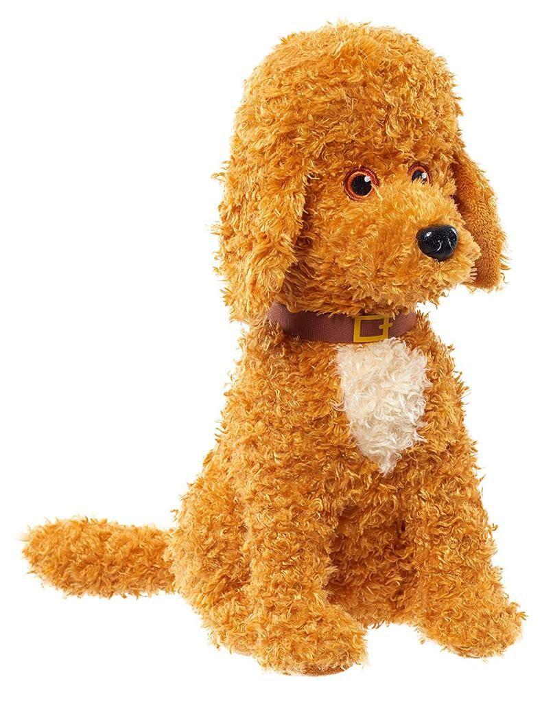 Fancy Nancy 11 In Barking Frenchy Plush Toy Plush Dog French