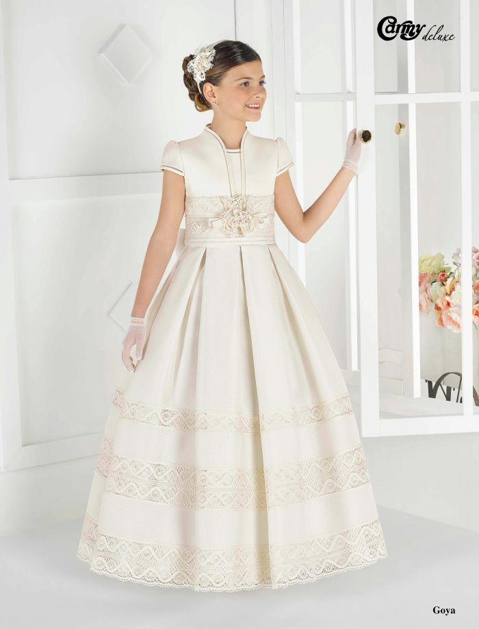 Vestidos de zara para comunion