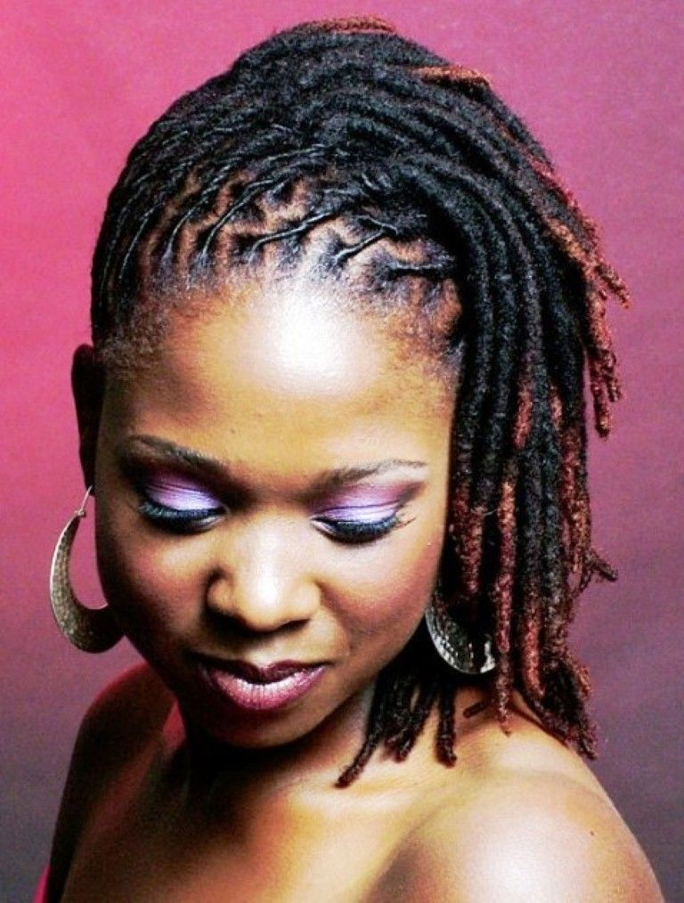 Magnificent Dreadlock Hairstyles Dreadlocks And Hairstyle For Women On Pinterest Short Hairstyles For Black Women Fulllsitofus