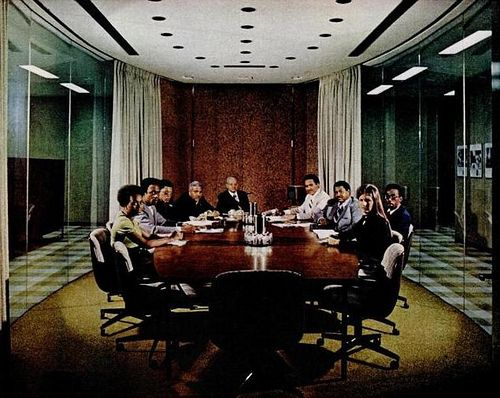 Forget Mad Men | Used cubicles
