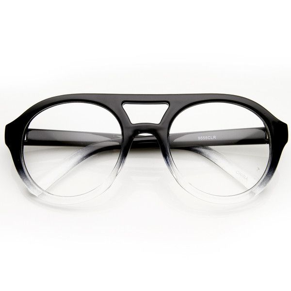 d083055d55 Unique retro aviator that features a thick rounded frame with masculine  curves and a dual bridge. Extremely stylish retro look that is sure be a  hit this ...