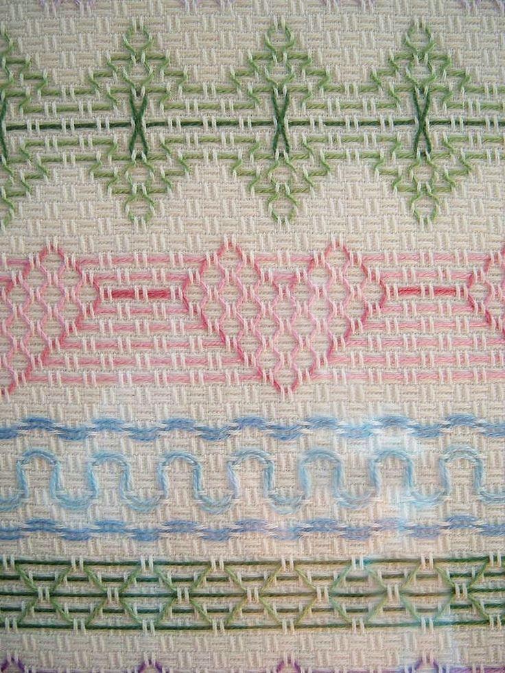 huck weaving - - Yahoo Search Results | craft & crochet | Pinterest ...