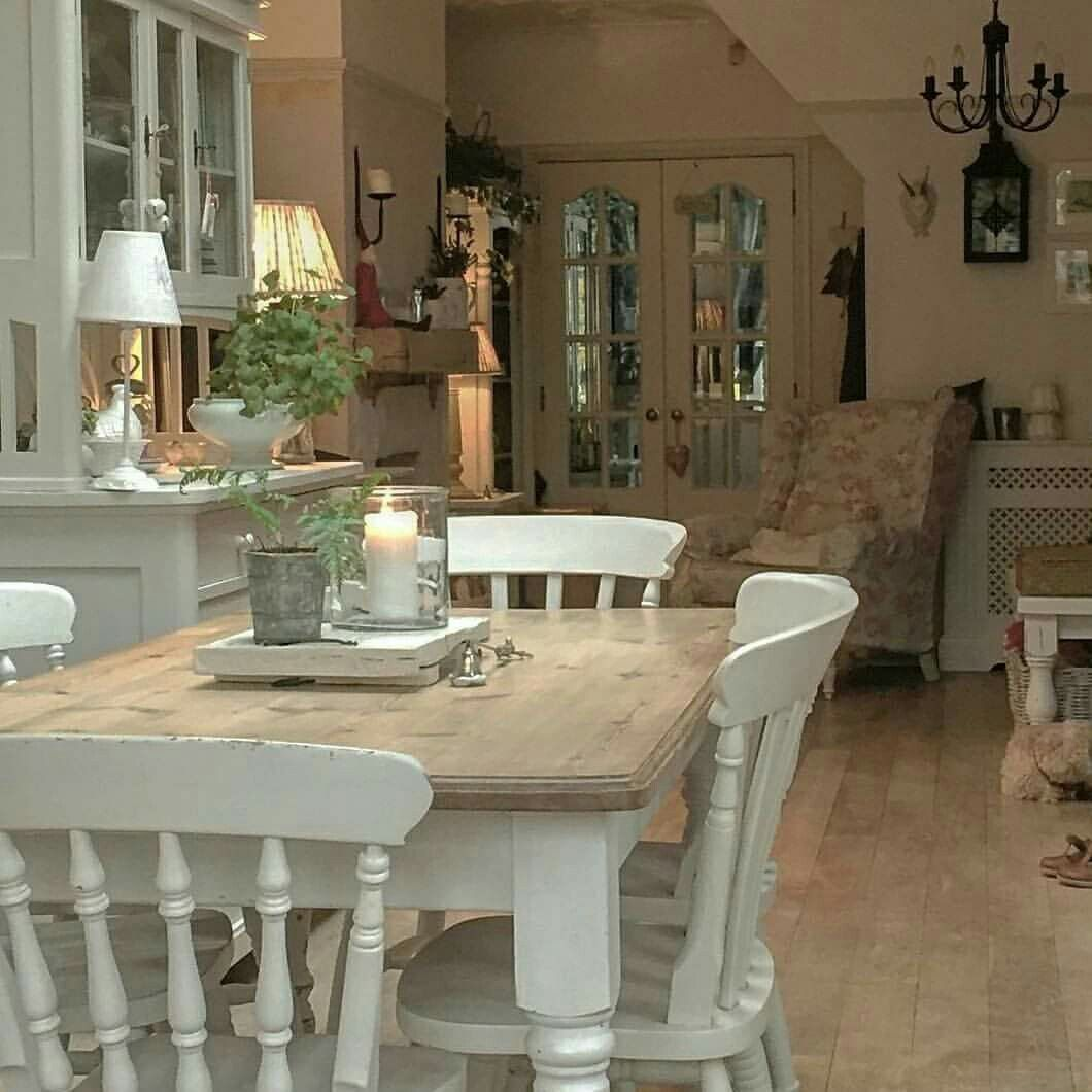 I love everything about this gorgeous room | Shabby chic ...