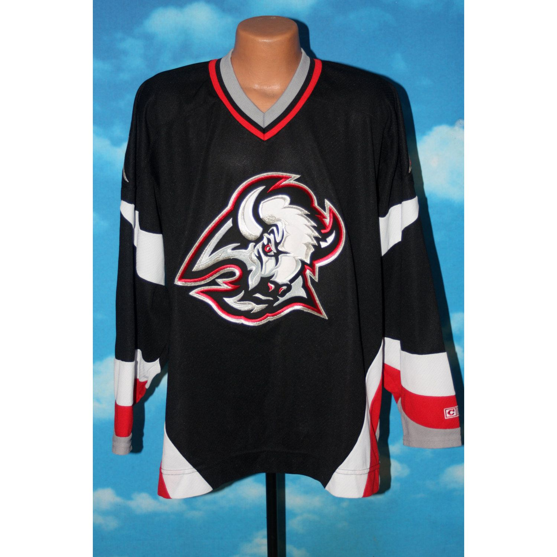 Buffalo Sabres Official Ccm Hockey Jersey Xxl Ccm Hockey Buffalo Sabres Hockey Jersey