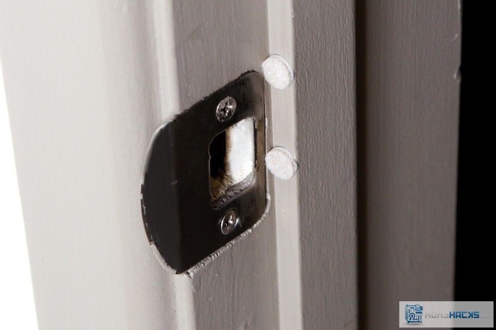 Adhesive Felt To Silence Slamming Doors Doors Bedroom Doors Door Slamming Stopper
