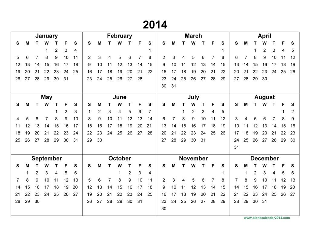 Calendar Ideas Y : Yearly printable calander calendar