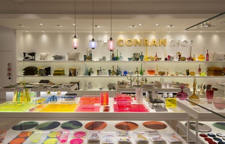 The Conran Shop by Made In Place at Selfridges, London – UK » Retail Design Blog