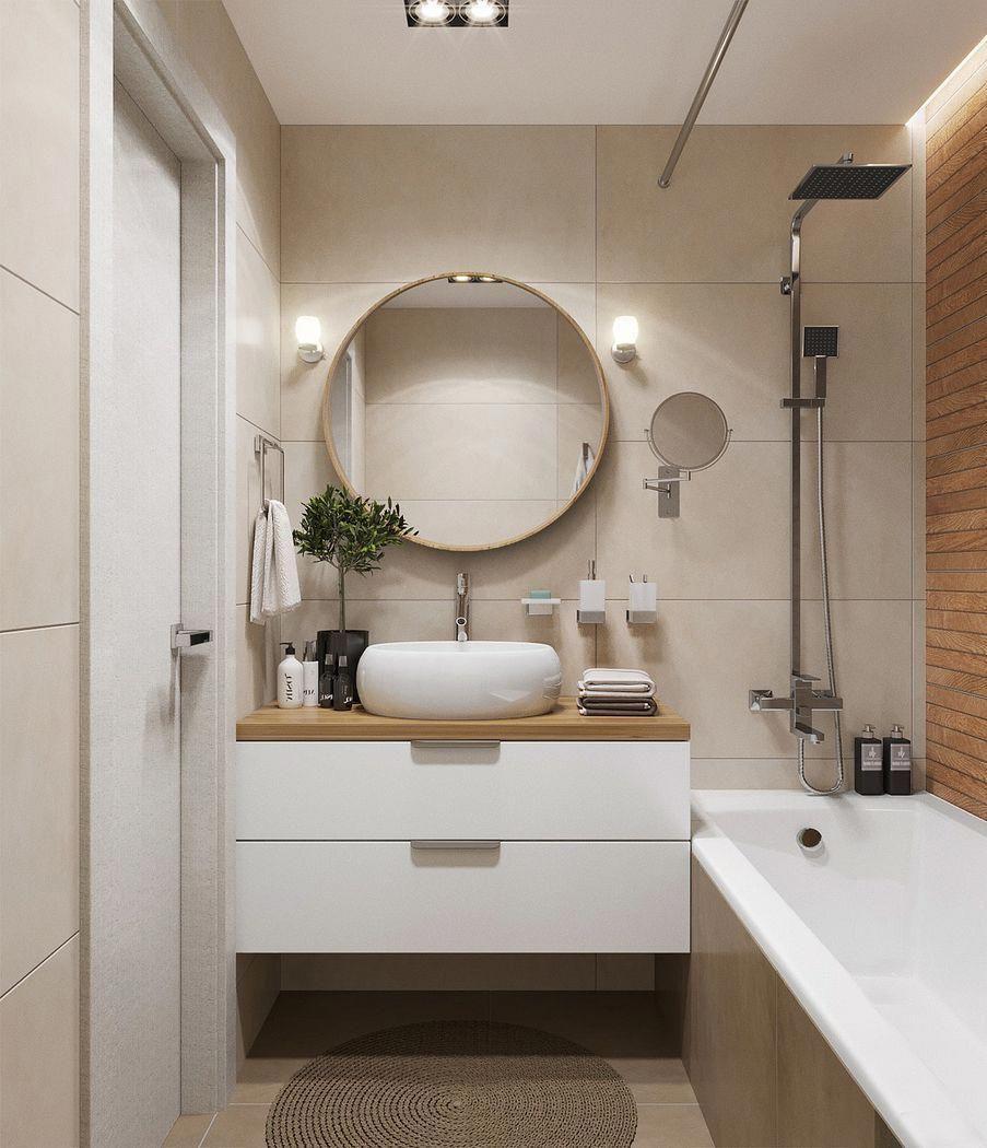Ein Bad Umbauen Ist Keine Frage Wichtig Fur Ihr Zuhause Ob Sie Die Bathroomrenovationmodern Bathroomrenovationvideos In 2020 Kleine Badezimmer Design Bad Inspiration Und Modernes Badezimmerdesign