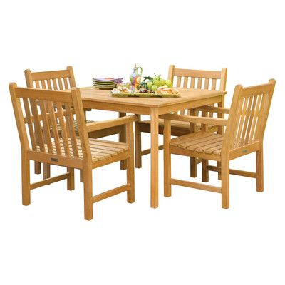 19++ Shorea wood dining set Best