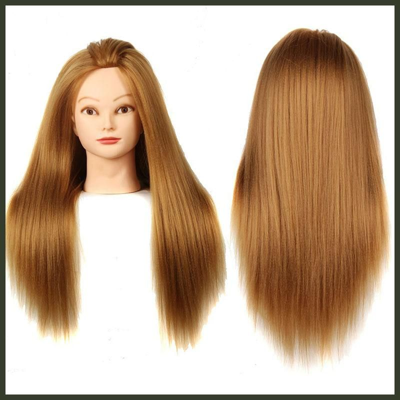 Big Sale Wig Head Mannequins Hairdressing Head Doll Dummy Hairstyles Long Hair And Natural Mannequin Head For Makeu Hair Mannequin Hair Styles Long Hair Styles