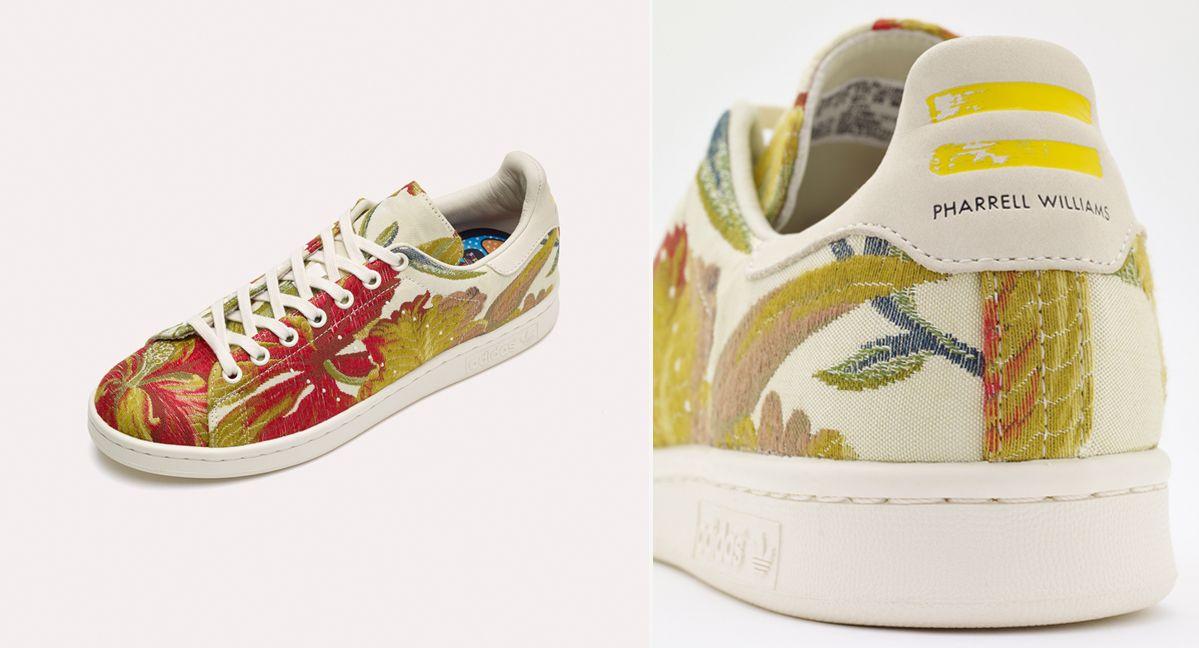 Adidas Originals + Pharrell Williams Jacquard Collection