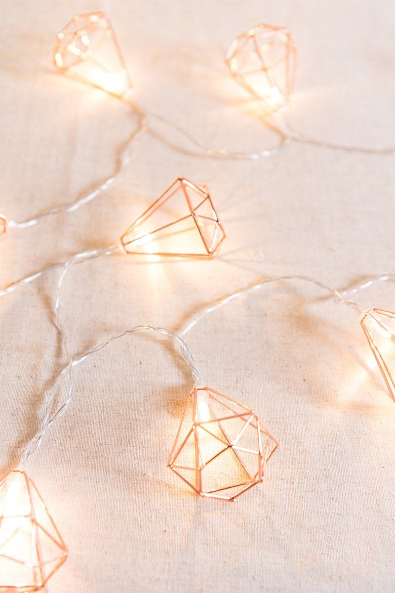 Image Result For Rose Gold Fairy Lights Rose Gold Room Decor Rose Gold Wallpaper Rose Gold Fairy Lights