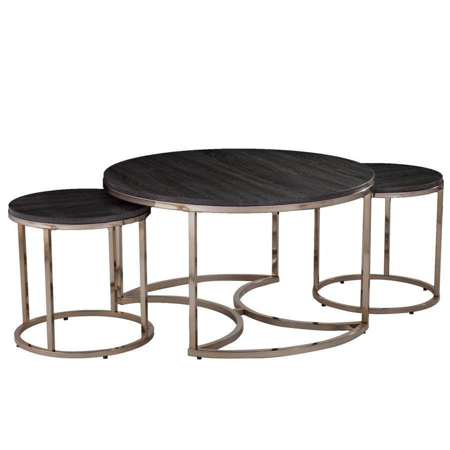 Boston Loft Furnishings Ashter Espresso Coffee Table Lowes Com Nesting Coffee Tables Round Nesting Coffee Tables Marble Coffee Table [ 900 x 900 Pixel ]