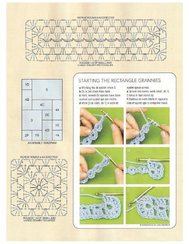 Patrones Crochet | Tejido | Pinterest | Ganchillo gráfico, Patrones ...