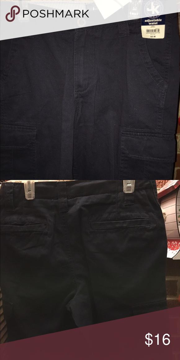 Bundle Shorts 12 NWT J Khaki Cargo & Phys Sci Jean NWT